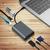 L&I 8 in 1USB-C USB Type C Multiduty Adapter Hub Type-C to USB 3.0 / 4K HDMI / RJ45 Ethernet / SD TF Card USB Type C For Macbook, фото 5