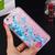 TPU чехол Liquid hearts для Apple iPhone 7/8 (Blue/Pink), фото 4