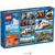 LEGO City Скоростной Пассажирский Поезд (60051) + Набор Гибких рельс (7499), фото 1