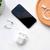 Чехол ROCK Carrying Case для Apple AirPod (White), фото 4