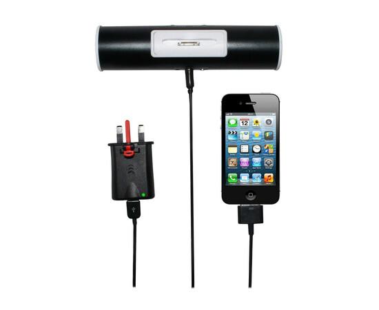 Кабель USB 3.5mm JACK Car AUX Audio/Charger/sync Connector for iPod/iPhone (Black), фото , изображение 3