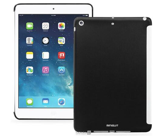 Чехол для iPad mini MiniSuit Buddy Back Cover (Black), фото