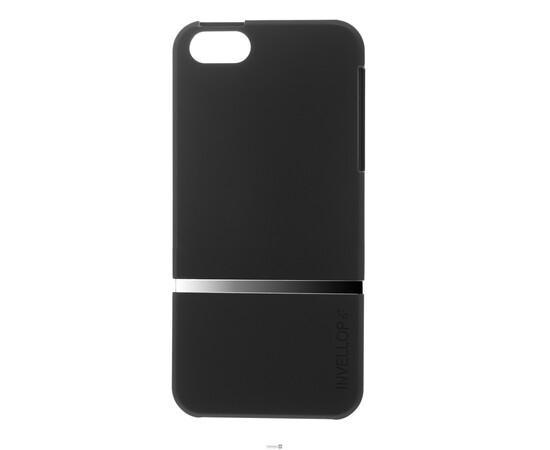 Чехол для iPhone 5/5S/SE Invellop Slider Case Hard Cover Bumper (Black), фото