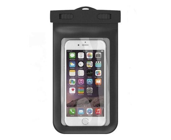 Чехол-сумка водонепроницаемая IPx8 для iPhone/iPod (Black), фото