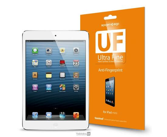 Защитная пленка для iPad mini/Retina SGP Steinheil Ultra Fine (SGP09633), фото