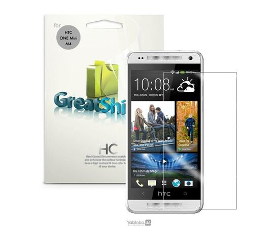 Защитная пленка для HTC One mini Anti-Scratch (Clear), фото