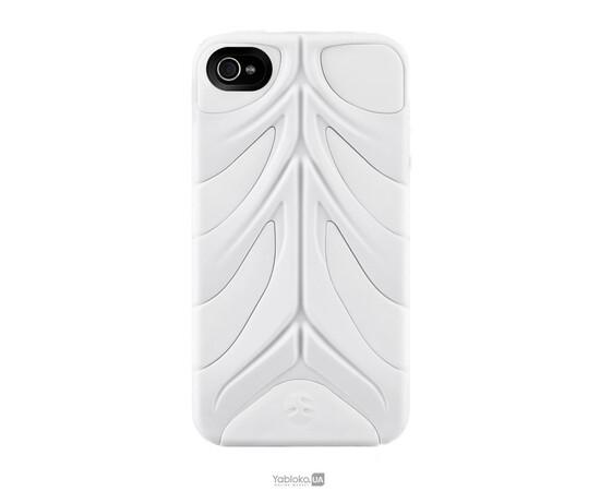 Чехол для iPhone 4/4S Switch Easy Capsule Rebel (White), фото