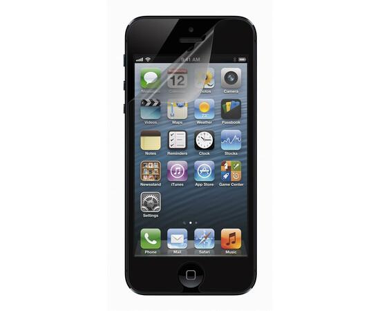 Защитная пленка iPhone 5S/SE Screen Protector Dual (Clear), фото
