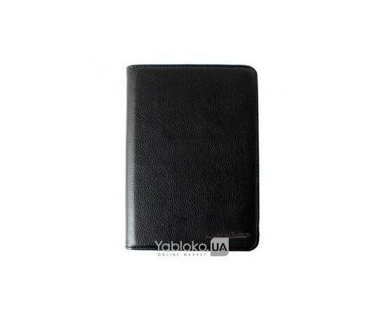 Чехол для iPad mini/Retina MegaGear 360 Degrees Rotating Stand Leather Smart Cover Case (Black), фото