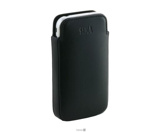 Чехол для iPhone 4/4S Sena Elega (Black), фото