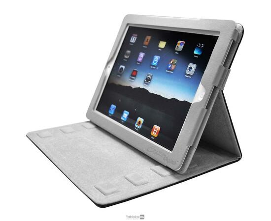 Чехол для iPad 2/3/4 Crazy on Digital (Black) + плёнка GSW ScreenGuard, фото