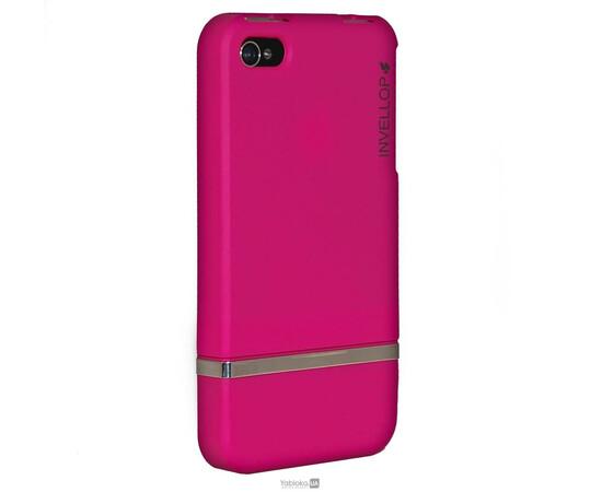 Чехол для iPhone 4/4s Invellop slider Case Hard Cover Bumper (Hot Pink), фото