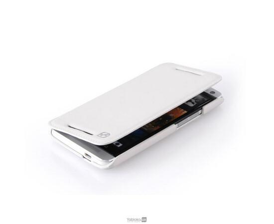 Чехол для HTC One HOCO Leather Case (White), фото
