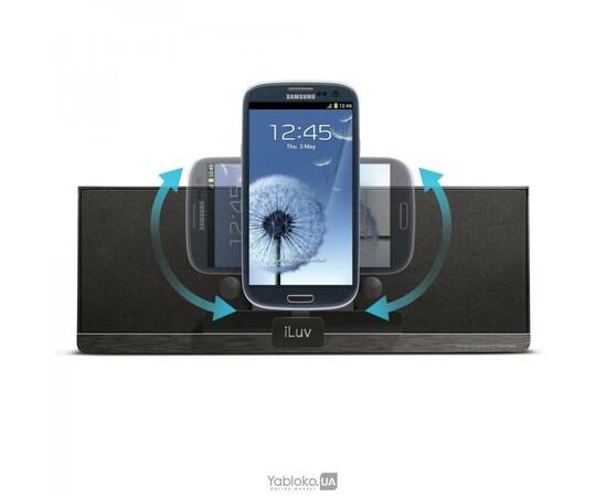 Акустическая системма  iLuv MobiAir Bluetooth Stereo Speaker Dock, фото