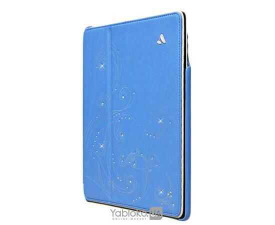 Чехол для iPad Ivolution Top Crystal Marina (Blue crystals), фото
