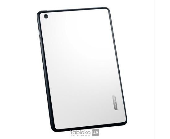 Защитная пленка для iPad mini/Retina SGP Premium Protective Cover Skin Leather White (SGP10070), фото