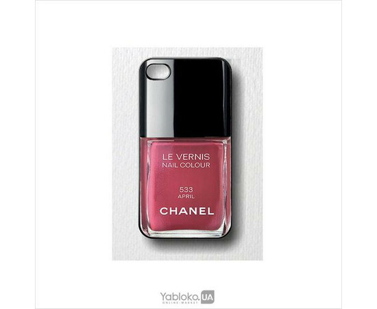 Чехол для iPhone 5/5S/SE Chanel Le Vernis Nail Colour №533, фото