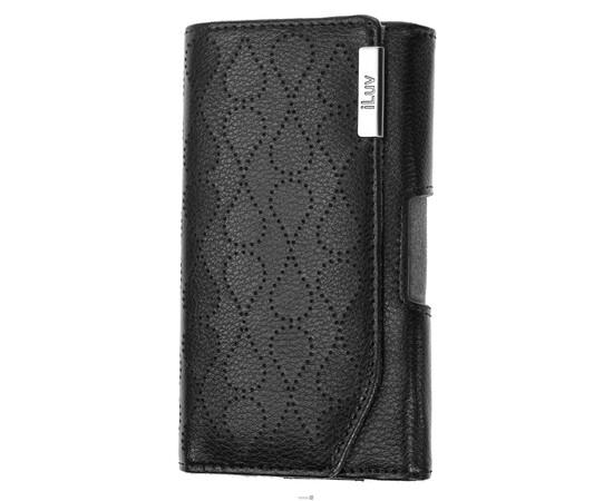 Чехол для iPhone 5/5S/SE iLuv Carrying Case (Clutch Black), фото