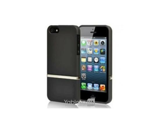 Чехол для iPhone 5/5S/SE Invellop slider Case Hard Cover Bumper (Gray), фото