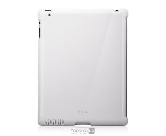 Чехол для iPad 2/3/4 More Granite Hard case (White), фото