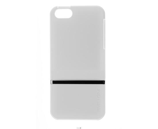 Чехол для iPhone 5/5S/SE Invellop Slider Case Hard Cover Bumper (White), фото