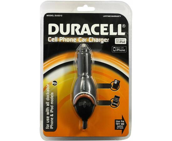 Автомобильное зарядное устройство Duracell DU5212, фото