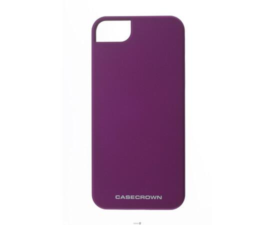 Чехол для iPhone 5/5S/SE CaseCrown Glider Case (Purple), фото