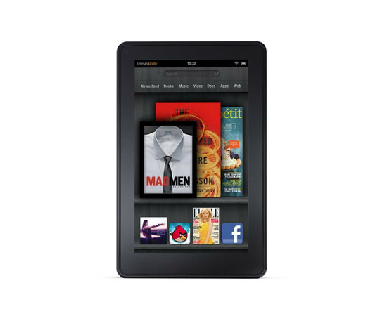 Amazon Kindle Fire 2 вид спереди