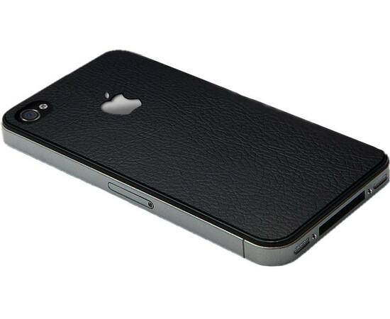 Защитная пленка для iPhone 4/4S SGP Skin Guard (Black) SGP06769, фото