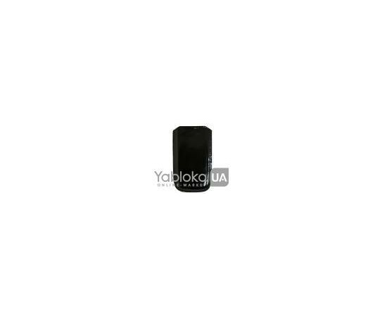 Чехол для HTC One V/Desire X Mantica лаковая рельефная кожа (Black), фото