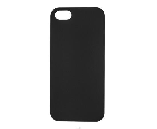 Чехол для iPhone 5/5S/SE KaysCase Slim hard shell (Black), фото