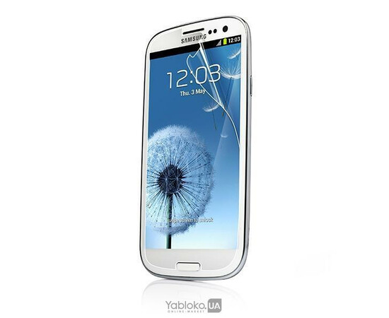Защитная пленка GSW ScreenGuard Samsung I9300 (Gloss), фото