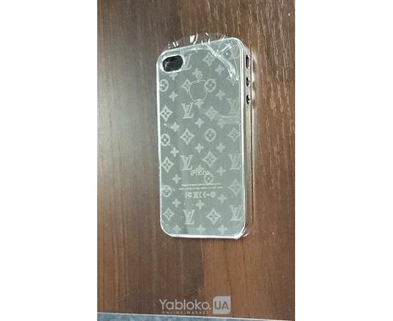 Чехол для iPhone 4/4S LV (Silver), фото