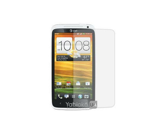 Защитная пленка для HTC One X Anti-Scratch (Clear), фото