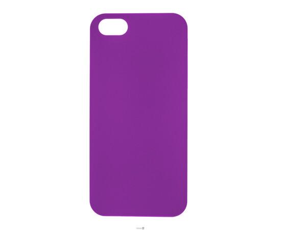 Чехол для iPhone 5/5S/SE KaysCase Slim hard shell (Purple), фото