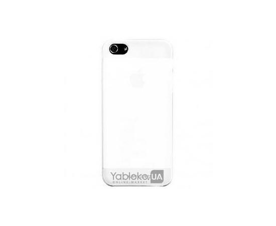 Чехол для iPhone 5/5S/SE KaysCase SoftSkin (White), фото