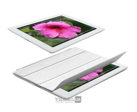 Чехол для iPad 2/3/4 Navitech Magnetic Smart Cover (White), фото