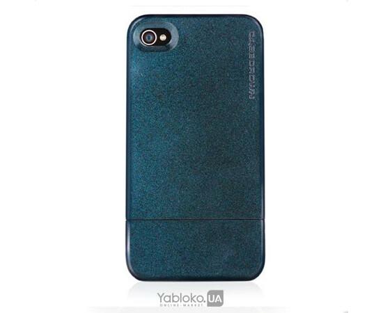 Чехол для iPhone 4/4S CaseCrown Chameleon (Blue/Purple), фото