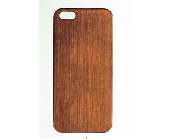 Чехол для iPhone 5/5S/SE Brushed Aluminum Case Slim Series 0.3 mm (Brown), фото