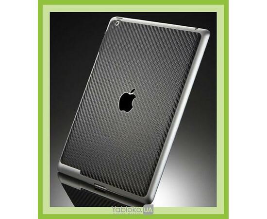 Защитная наклейка для iPad 2/3/4 SGP Skin Guard Carbon (Black) SGP07591, фото