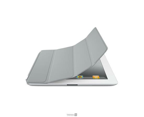 Чехол для iPad 2/3/4 Apple Smart Cover(Silver), фото