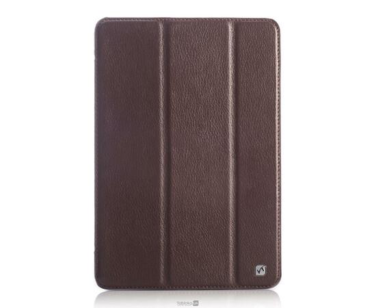 Чехол для iPad mini/Retina HOCO Litchi Real Leather Case (Brown), фото
