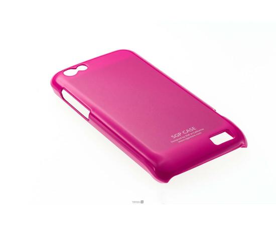 Чехол для HTC One V SGP case (Hot Pink), фото