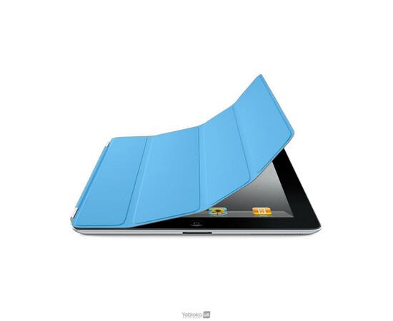 Чехол для iPad 2/3/4 Apple Smart Cover iPad 2/3/4 (Blue), фото