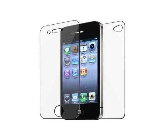Защитная пленка для iPhone 4/4S Anti-Scratch front+back (Matt), фото