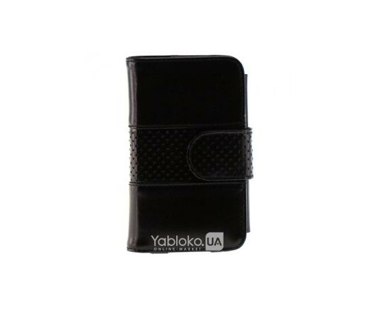 Чехол для iPhone 4/4S Sena Premium Stand (Black), фото