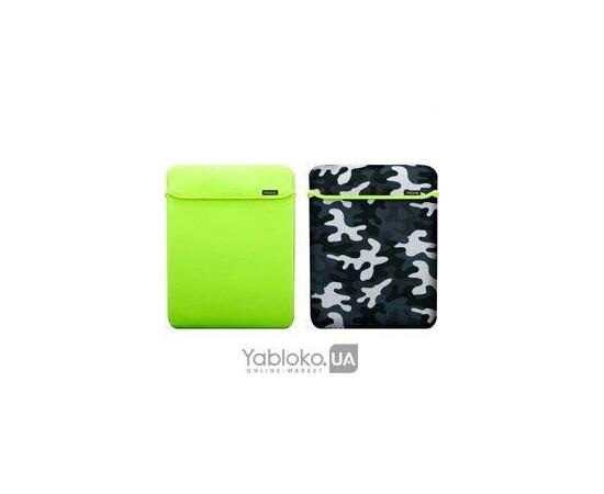 Чехол для iPad More Safara Collection Neon Green/Blue Camo, фото