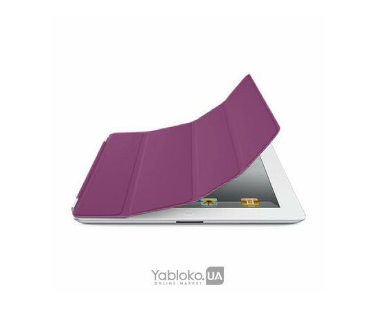 Чехол для iPad 2/3/4 Apple Smart Cover (Purpul), фото