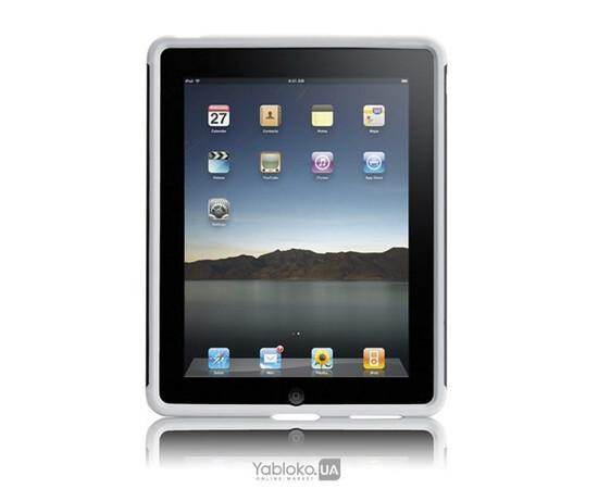 Чехол для iPad Case-Mate Hybrid Tough CM011232 (Black Grey), фото