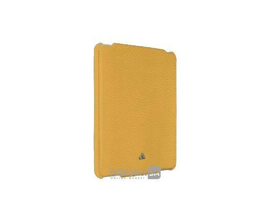 Чехол для iPad Ivolution Top (Dark Brown/Reed Yellow), фото